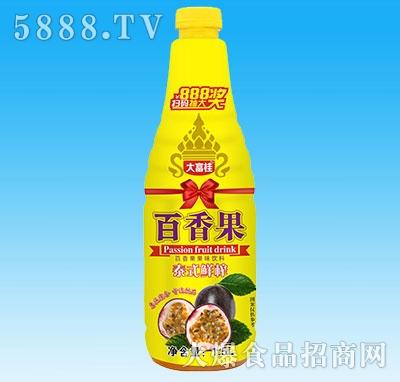 大富桂百香果汁饮料1.5L