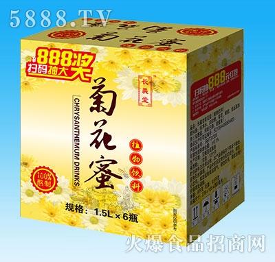 菊花蜜1.5LX6瓶纸箱