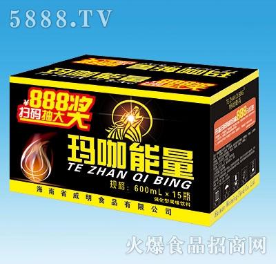 玛咖能量600mlX15瓶纸箱