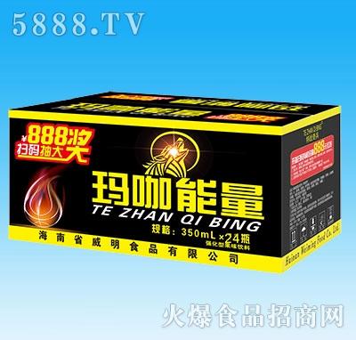 玛咖能量350mlX24瓶纸箱