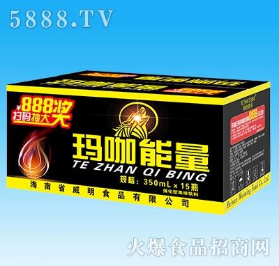 玛咖能量350mlX15瓶纸箱