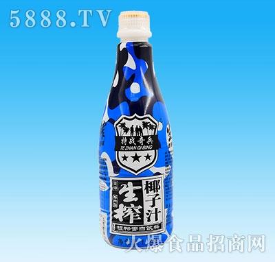 特战奇兵生榨椰子汁1.25L瓶