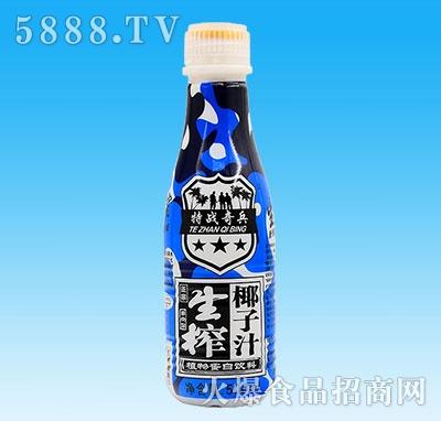 特战奇兵生榨椰子汁500mL瓶