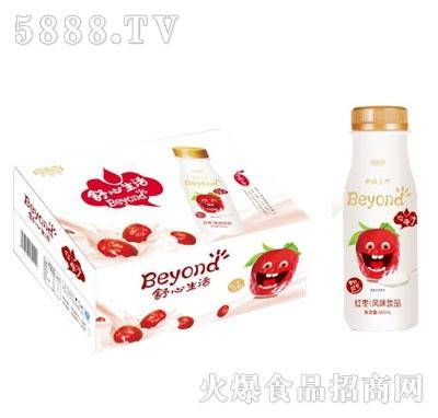 豫善堂红枣风味饮品(箱装)