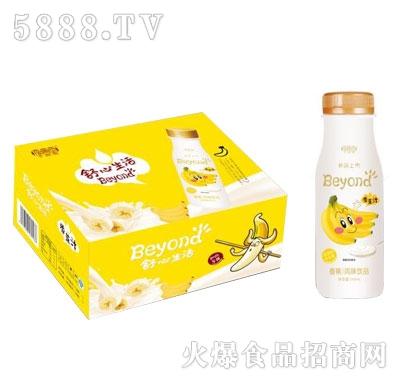 豫善堂香蕉风味饮品(箱装)