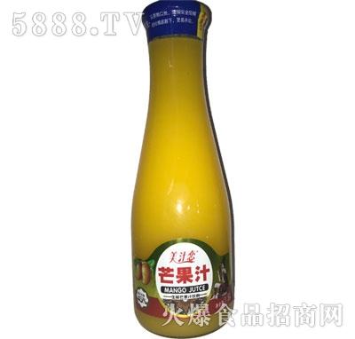 美汁恋芒果汁饮料1.5L