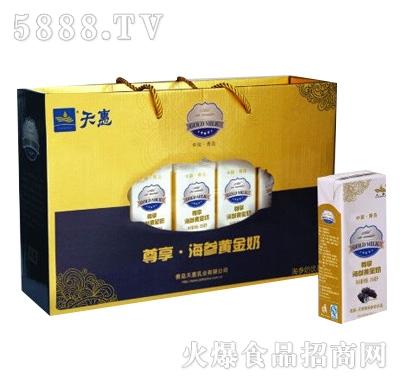 天惠海参黄金奶礼盒