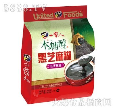 一家人木糖醇红枣核桃黑芝麻糊pse有鸡肉吗图片
