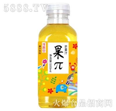 豫善堂果π芒果汁500ml