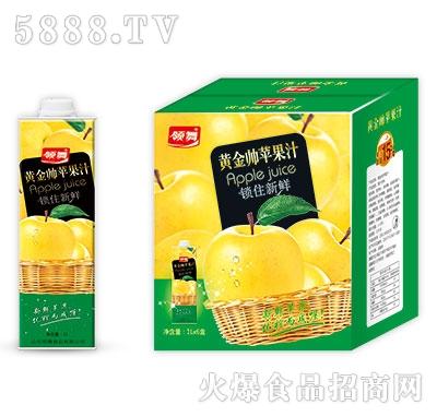 领舞苹果汁1Lx6盒