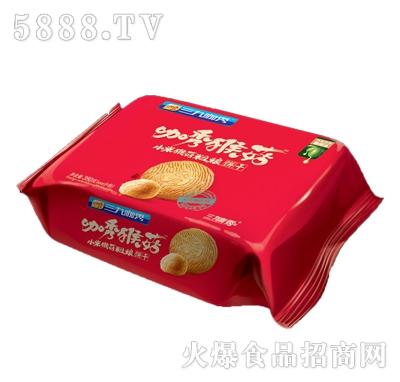 三九咖秀咖秀猴菇小米猴菇粗粮饼380g