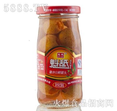 魁舐糖水山楂罐头248g
