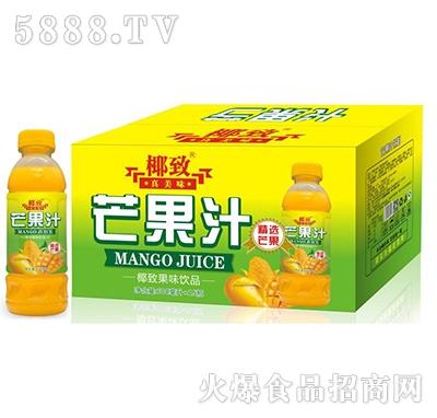 椰致芒果汁