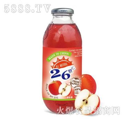 26度C苹果番茄复合果蔬汁饮料