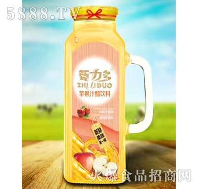 智力多苹果汁醋饮料1L