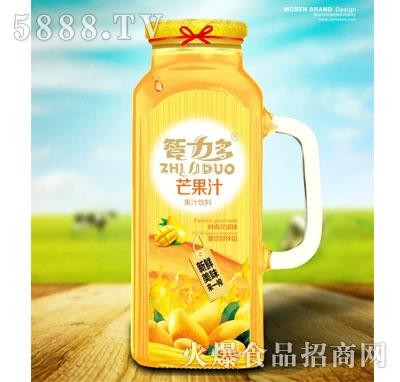 智力多芒果汁1L