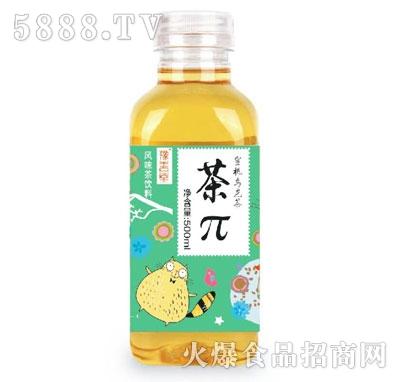 豫善堂茶π蜜桃乌龙茶500ml