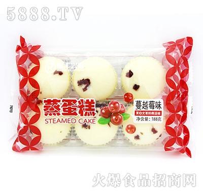 瑞丰兴业蒸蛋糕蔓越莓味