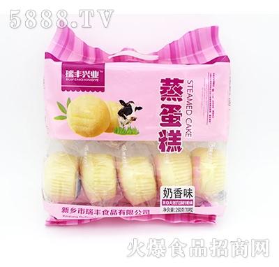 瑞丰兴业蒸蛋糕奶香味袋装