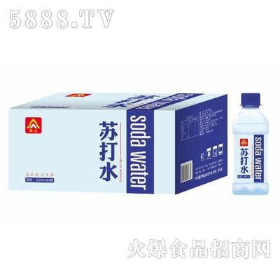 苏打水350mlx24 瓶