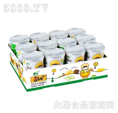 喜食儿什锦罐头12罐