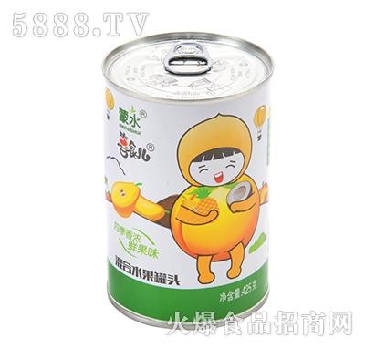 喜食儿混合水果罐头425g