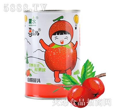 喜食儿山楂罐头425g