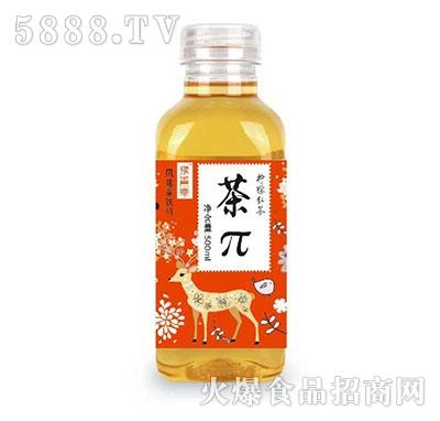 茶π柠檬红茶饮料500ml