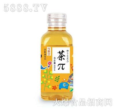 茶π柚子茉莉茶饮料500ml