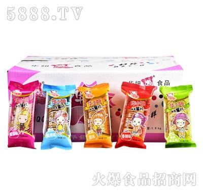 华妞酥香薯片(箱)