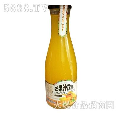 虎娃娃芒果汁饮料1L
