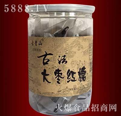 古青山古法大枣红糖400g