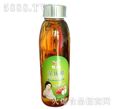 恒润苹果醋(瓶)
