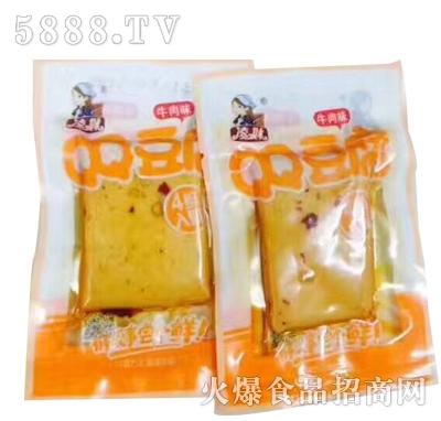 凌妹QQ豆腐18G牛肉味
