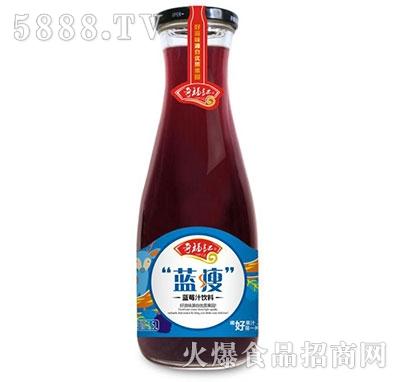 奇福记蓝莓汁饮料1.5L