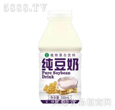 生亿纯豆奶330ml