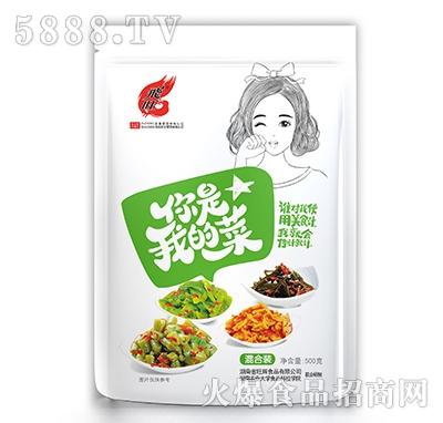 飞旺香辣味酱腌菜酱腌菜500g
