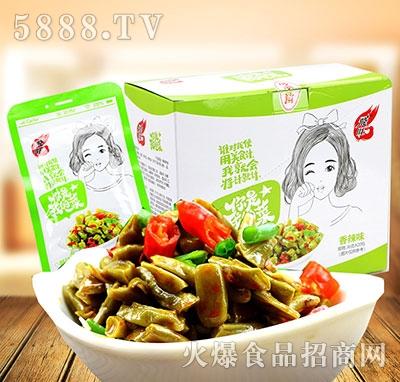 飞旺36g酸辣豆角(香辣味)
