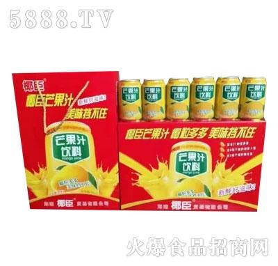 椰臣芒果汁饮料(箱)