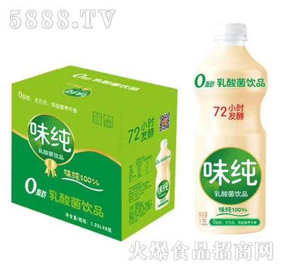 味纯乳酸菌饮品1.25LX6