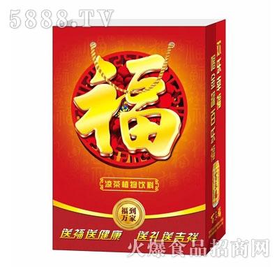 百乐福凉茶植物饮料(袋)