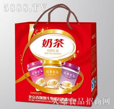 香级乐奶茶12杯礼盒
