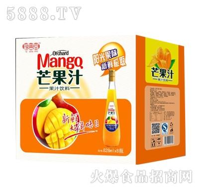 豫善堂芒果汁828mlx8瓶