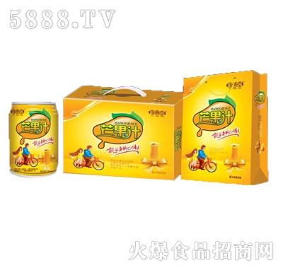 豫善堂芒果汁(礼盒)