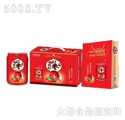 豫善堂枸杞红枣汁