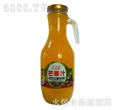 美汁恋芒果汁1.5L