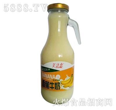 美汁恋香蕉牛奶1.5L