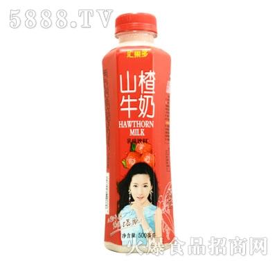 汇果多山楂牛奶500ml