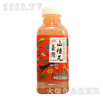 琪米尔山楂π果汁饮料500ml