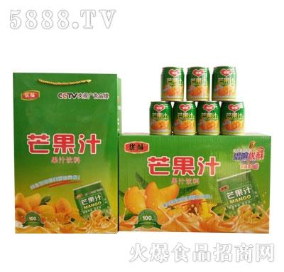 优酥芒果汁饮料